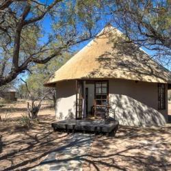 Chaletbeispiel - Unterwegs als Selbstfahrer mit Kalahari Calling