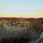 Augrabies Wasserfälle - Selbstfahrer Rundreise Namibia, Südafrika, Botswana