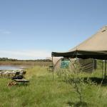 Botswana Safari - Camping mit Comfort