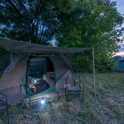 Botswana Safari - mit Comfort in der Wildnis