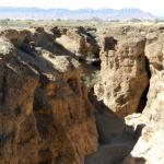Der Sesriem Canyon