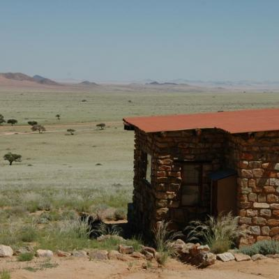 Eagles Nest Selbstversorger Chalets bei Aus in Namibia