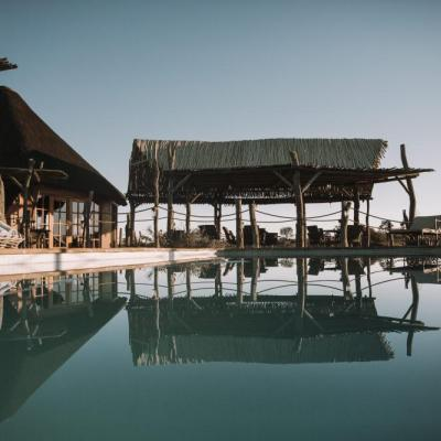 Kalahari Red Dunes Lodge - Pool