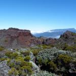 Bergwelt in La Réunion
