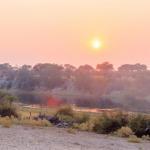 Morgenstimmung am Boteti River Camp - Selbstfahrerreise mit Kalahari Calling