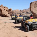 Quad Buggy Drive mit der Sossusvlei Lodge