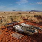 Schlafzimmer unter den Sternen - Tok Tokkie Trail Namibia