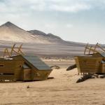Die Shipwreck Lodge im Skeleton Nationalpark in Namibia