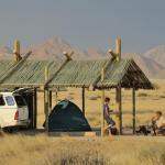 Stellplatz Sossus Oasis Campsite