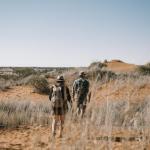 Trans Kalahari Wanderung - Red Dunes Lodge