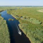Okavango Wasserwelten - auf dem Weg zur Xaro Lodge