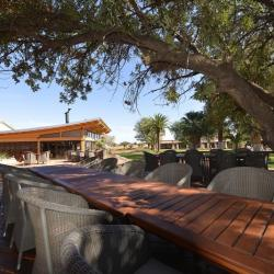 Anib Lodge in der Kalahari in Namibia