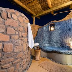 Außenbad Hoodia Desert Lodge