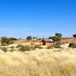 Bagatelle Kalahari Lodge in Namibia