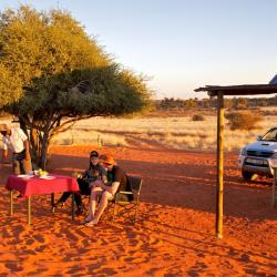 Camping Bagatelle Kalahari Lodge