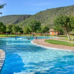 Damara Mopane Lodge Pool