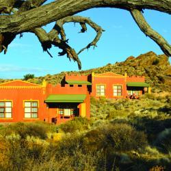Unterbringung im Desert Horse Inn
