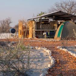 Campsites am Etosha Trading Point