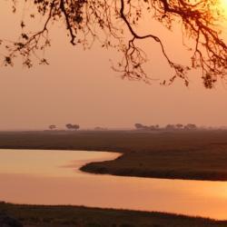 Ihaha Sunset © Kalahari Calling