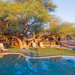 Intu Africa Camelthorn Lodge in Namibia