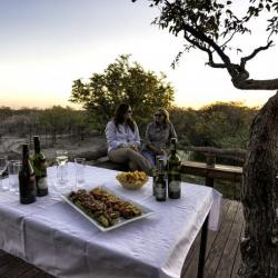 Sundowner Deck at Etosha Village