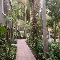 Selbstfahrer Reise Südafrika, Upington Guesthouse Le Must