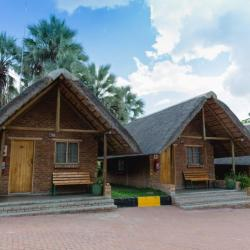 Maun Lodge, Botswana