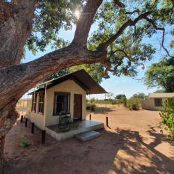 Chalet Unterkunft im Mohave Camp