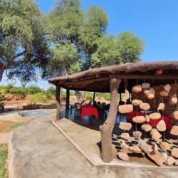 Das Mohave Camp in der Tuli Wilderness