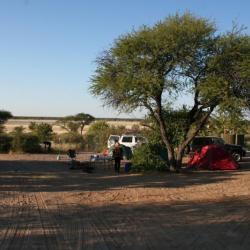 Camping Selbstfahrer Reise Botswana