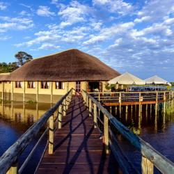Namibia Selbstfahrer - Hakusembe River Lodge