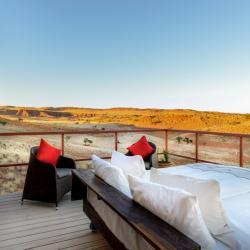Namib Dune Star Camp - Bett auf Rollen
