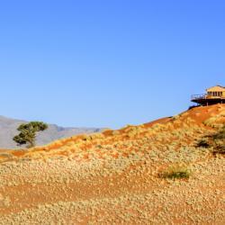 Namib Dune Star Camp Aussicht