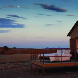 Namib Dune Star Camp Sunset