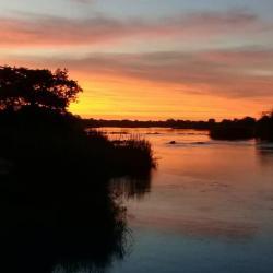 Bootstouren auf dem Okavango