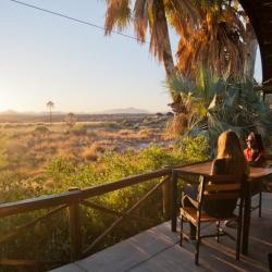 Palmwag Lodge Namibia