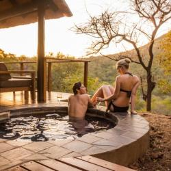 Privater Plunge Pool - Leopard Mountain Lodge