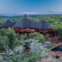 Sekala Private Game Lodge, Welgevonden Game Reserve, Südafrika