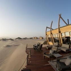 Shipwreck Lodge an der Skelettküste Namibia's