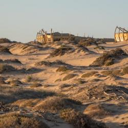Skeleton Coast National Park - Dünenlandschaft