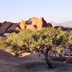 Spitzkoppen Lodge - Kalahari Calling