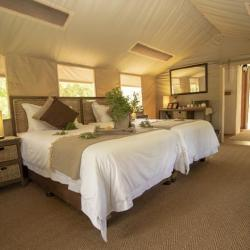 Tembe Tusker Suite in der Tembe Elephant Lodge