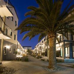 The Delight Hotel in Swakopmund bei Nacht