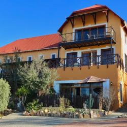 Ti Melen Guesthouse in Windhoek - Selbstfahrer Namibia