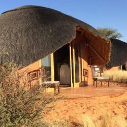 Trans Kalahari Walk Namibia - Dunes Camp