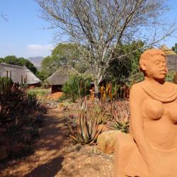 Kunst im Venda Village - © Kalahari Calling
