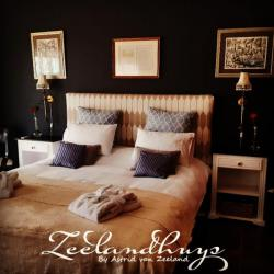 Zimmer im Zeelandhuys - Selbstfahrer Südafrika