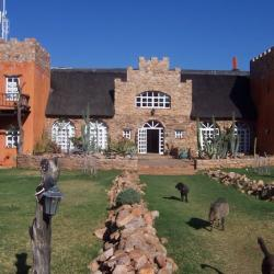 Okambara Elephant Lodge