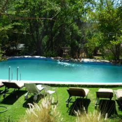 Pool Okamabara Lodge