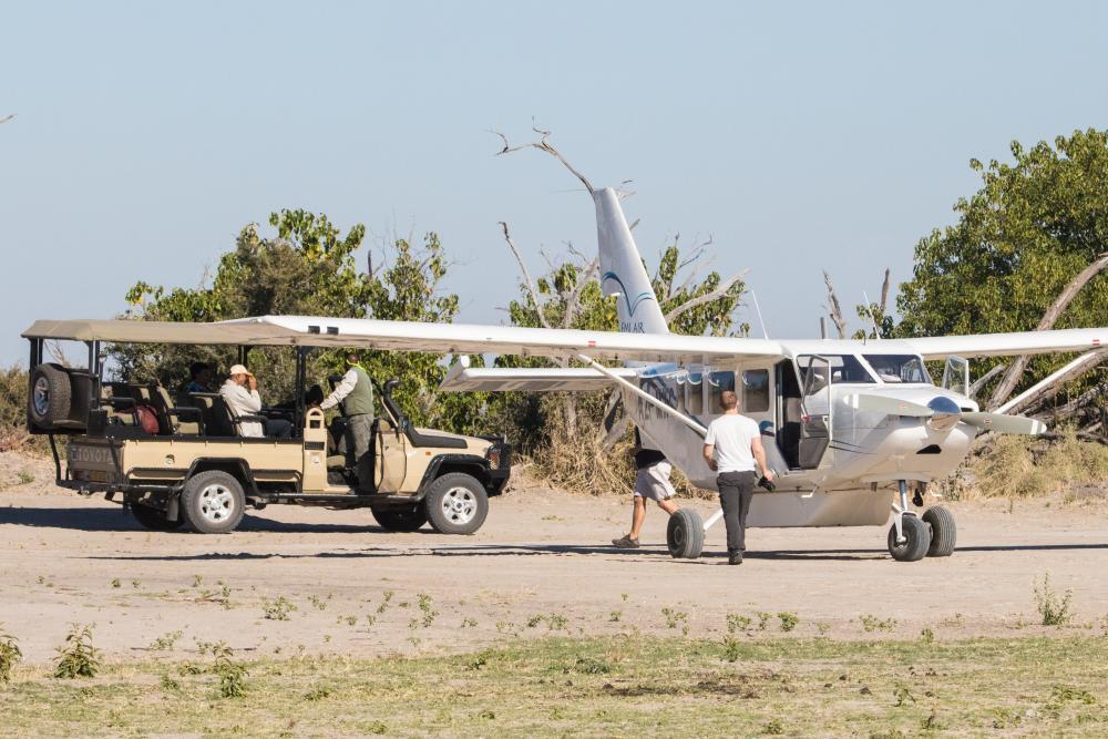 Fly-in Safari in Botswana